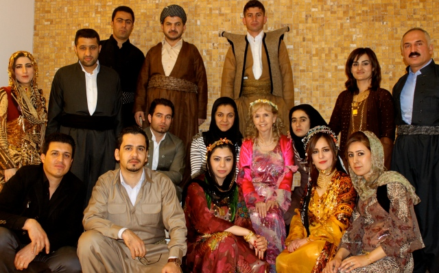 My Reading Class, from left to right, starting at the bottom:  Dilshad,