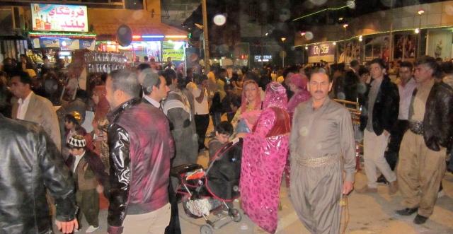 Salem Street at Nawroz