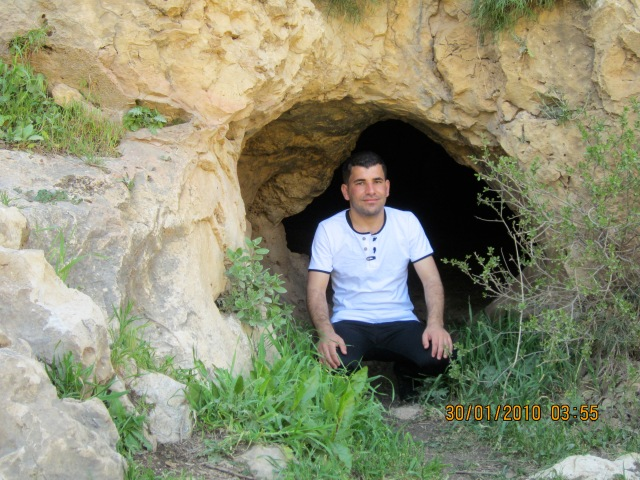 Haval coming out of the cave