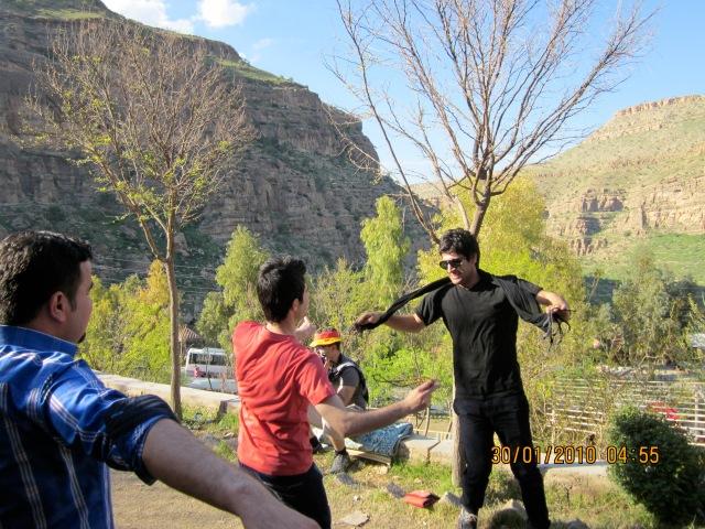 Zherou and Diyar