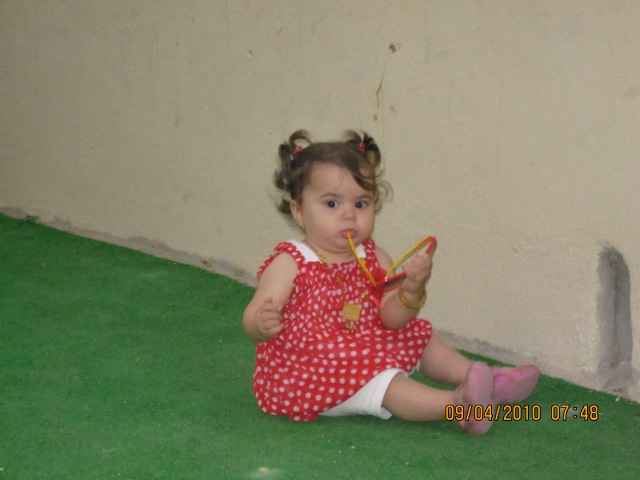 Adorable little Kurdish Girl