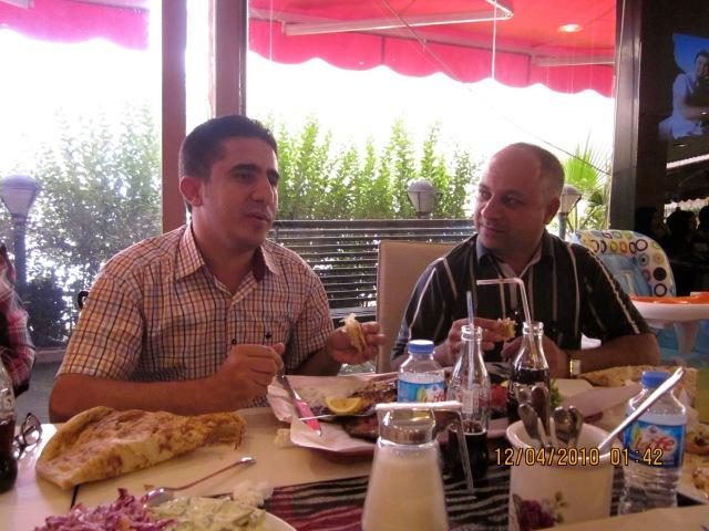 Bestun and Ismael